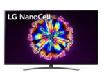 "LG 55NANO913NA, 55"" 4K IPS HDR Smart Nano Cell TV, 3840x2160, 200Hz, DVB-T2/C/S2, Alpha 7 III Processor, Cinema HDR, Dolby Vision IQ, Dolby Atmos, webOS ThinQ, AI functions, FreeSync, WiFi"