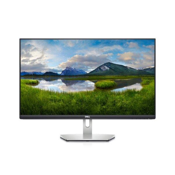 """Dell S2721HN, 27"""" Wide LED Anti-Glare IPS, 4ms, 1000:1, 300 cd/m2, 1920x1080, 75Hz, AMD FreeSync, HDMI, Audio line-out port, Tilt, Black"""