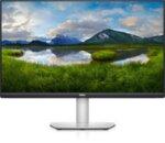 "Dell S2721D, 27"" Wide LED AG, IPS, 4ms, 1000:1, 350 cd/m2, QHD 2560x1440, 75Hz, 99% sRGB, AMD FreeSync, HDMI, DP, Line-out port, Speakers, Height Adjustable, Pivot, Swivel, Tilt, Black Bazel,"