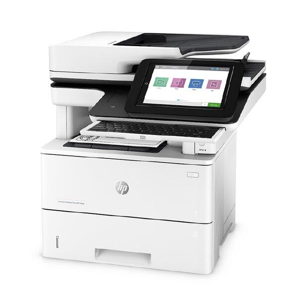 HP LaserJet Enterprise Flow MFP M528z Printer