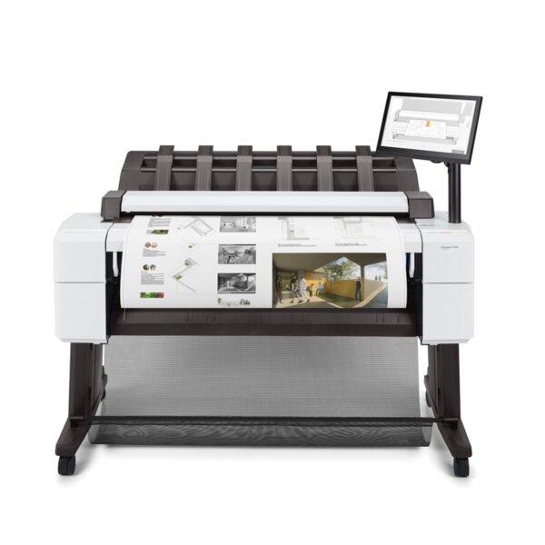HP DesignJet T2600 36-in PS MFP Printer