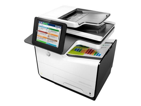 HP PageWide Enterprise Color Flow MPF 586z