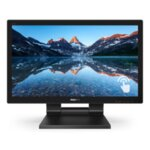 "Philips 222B9T, 21.5"" Wide TN LED, 2 ms, 1000:1, 50M:1 DCR, 250 cd/m2, 1920x1080@60Hz, Touch, Heigh Adjust, Tilt, USB, D-Sub, DVI, HDMI, DP, Headphone Out, Speakers, Black"