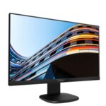 "Philips 223S7EJMB, 21.5""Wide IPS, LED, 5ms, 1000:1, 20M:1 DCR,250 cd/m2, 1920x1080@60Hz, Tilt, Swivel, Heigh Adjust, Pivot, D-Sub, HDMI, DP, USB, Headphone Out, Speakers, Black"
