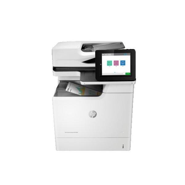 HP Color LaserJet Enterprise MFP M681dh
