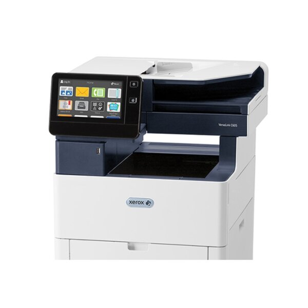 Xerox VersaLink C605 Multifunction Printer with ConnectKey, Long Neck