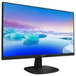"Philips 243V7QJABF, 23.6"" Wide IPS LED, 5 ms, 1000:1, 200M:1 DCR, 250 cd/m2, 1920x1080 FullHD, HDMI, Speakers, DP, Black"