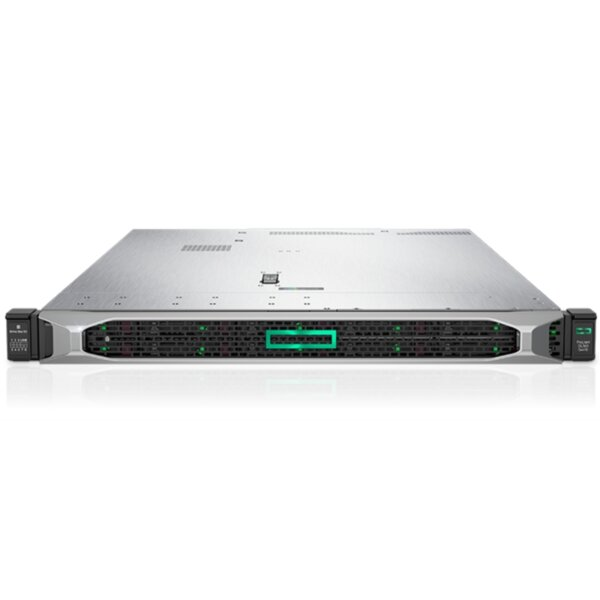 HPE DL360 G10, Xeon 4214, 16GB-R, P408i-a/2GB, 8SFF, 500W