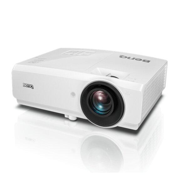 BenQ SU754+, Installation Projector, DLP, WUXGA, 5000 ANSI Lumens, 13,000:1; Zoom 1.5X, Corner fit, Network Control and Management, 10Wx1 speaker, SmarEco, HDMI x2; MHL x1, USB A (USB Power