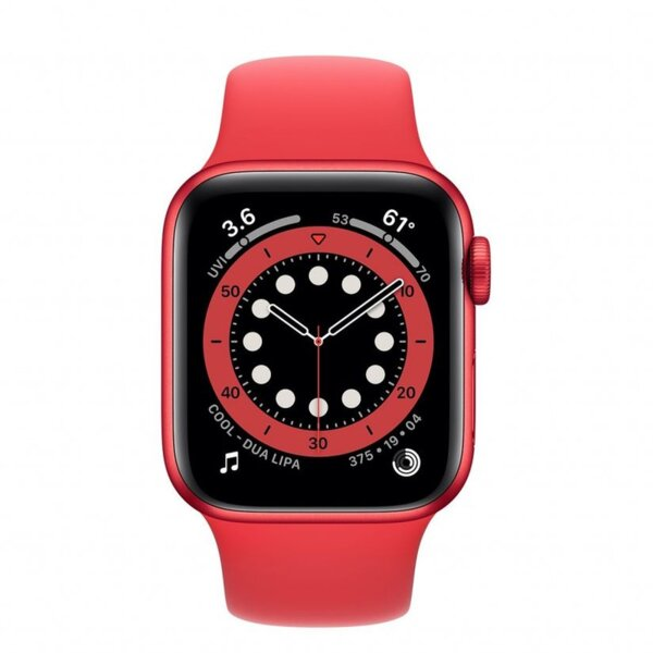 Смарт часовник Apple Watch S6 PRODUCT(RED) (M00A3BS/A)