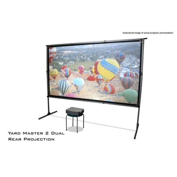 "Elite Screen OMS180H2-DUAL, 180"" (16:9), 398.5 x 224.0 cm"
