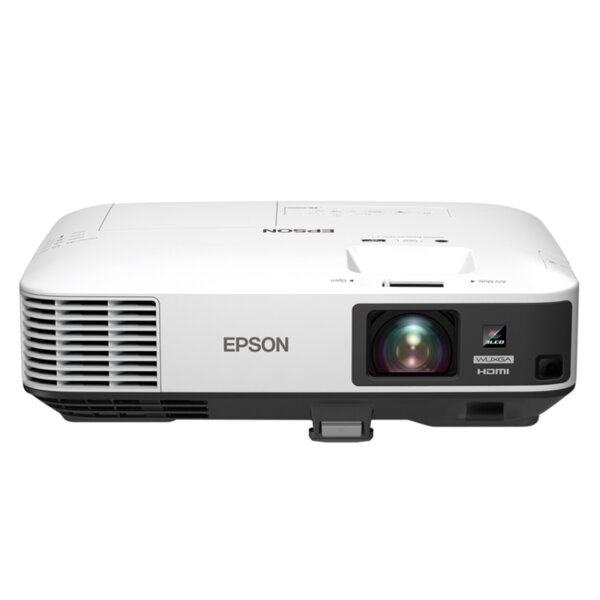 Epson EB-2250U, 3LCD, WUXGA (1920 x 1200), 16:10, 5 000lumen, 15 000:1, Gigabit ethernet, WLAN (optional), VGA, HDMI (2x), 4.8kg, 60 months/8 000h, lamp: 60 months/1 000h