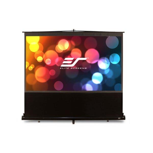 "Elite Screen F84NWV, 84"" (4:3), 170.7 x 128.0 cm, Black"