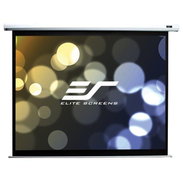 "Elite Screen Electric84V Spectrum, 84"" (4:3), 170.7 x 128.0 cm, White"