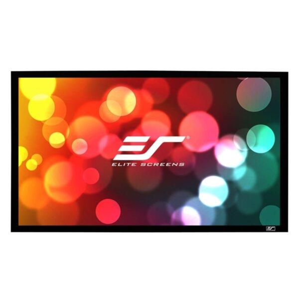 "Elite Screen ER110DHD3, 110"" (16:9), 243.5 x 136.9 cm"