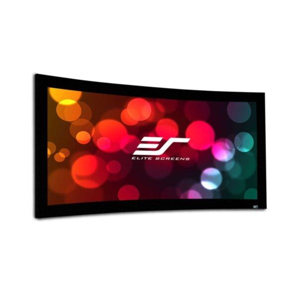"Elite Screen Curve135WH1, 135"" (16:9), 299.0 x 168.1 cm"