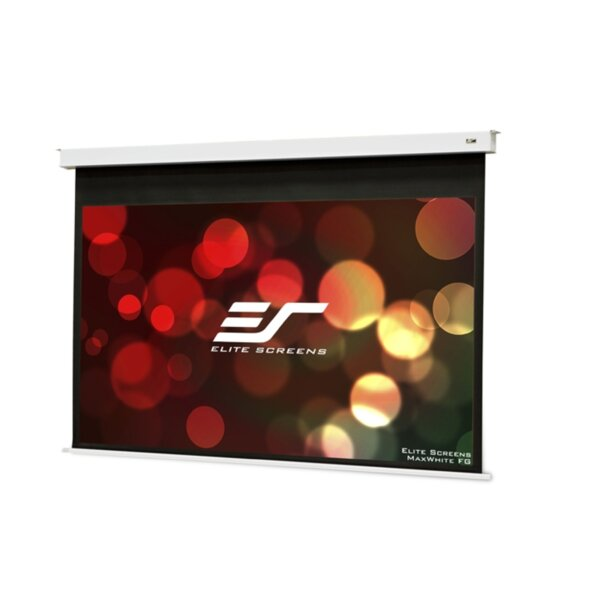 "Elite Screen EB92HW2-E12, 92"" (16:9), 203.7 x 114.6 cm, White"