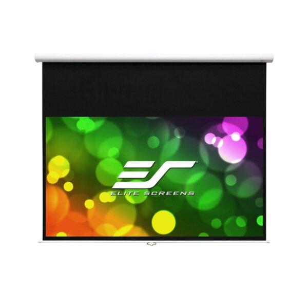 "Elite Screen M92HTSR2-E20 Manual, 92"" (16:9), 203.7 x 114.6 cm, White"