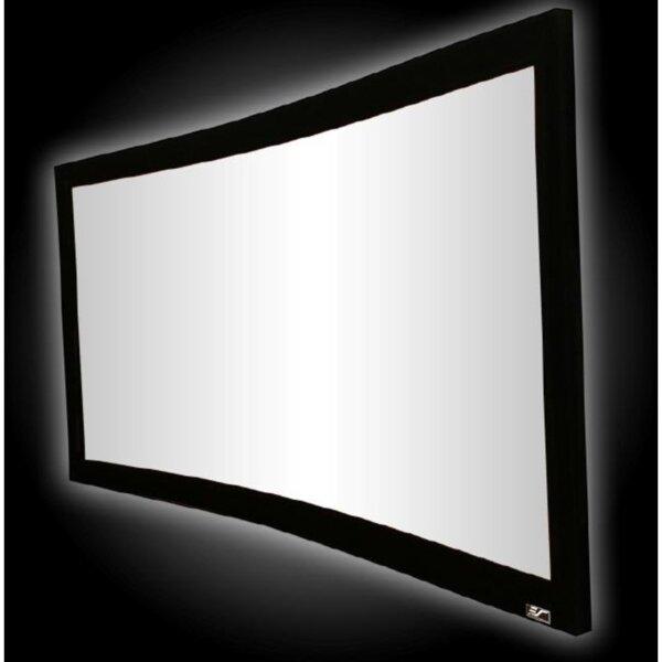 "Elite Screen Curve235-138W, 138"" (2.35:1), 322.3 x 137.2 cm"