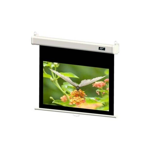 "Elite Screen M100HSR-Pro Manual, 100"" (16:9), 221.0 x 124.5 cm, White"