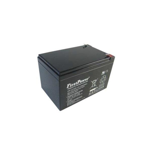 FirstPower FP12-12 - 12V 12Ah F2