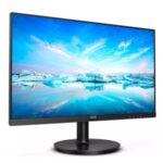 "Philips 221V8LD, 21.5"" VA WLED, 1920x1080@75Hz, 4ms GtG, 250cd/m2, 3000:1, Mega Infinity DCR, Adaptive Sync, FlickerFree, Low Blue Mode, Tilt, D-SUB, DVI, HDMI"