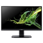 Acer KA272Ubiipx, 27'' IPS LED, Anti-Glare, ZeroFrame, FreeSync, 1ms(VRB), 100M:1, 250 nits, WQHD 2560x1440, 75Hz, 2xHDMI, DP Audio out, Speakers 2x2W, Tilt, Black