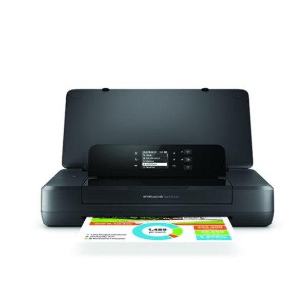 Мастилоструен принтер HP OfficeJet 200 (CZ993A)