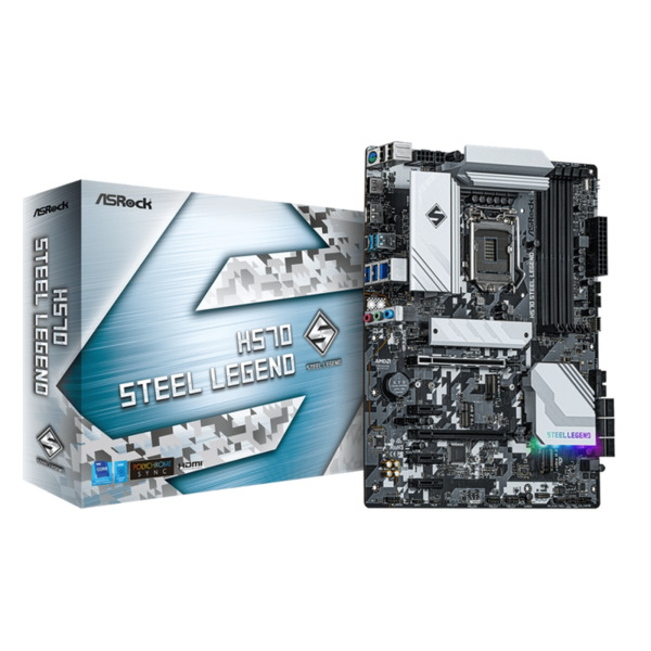 Дънна платка Asrock H570 STEEL LEGEND