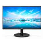 "Philips 241V8LA, 23.8"" WLED VA, 1920x1080@75Hz, 4ms GtG, 250cd/m2, 3000:1, Mega Infinity DCR, Adaptive Sync, FlickerFree, Low Blue Mode, 2Wx2, Tilt, D-SUB, HDMI, 3-sided frameless"
