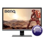 "BenQ EL2870U, 27.9"" TN LED, 1ms, 3840x2160, 4K Gaming Monitor, HDR, 72% NTSC, FreeSync, B.I.+, LBL, Flicker-free, 1000:1, DCR 12M:1, 10 bit, 300 cd/m2, HDMI x2, DP, Speakers, Metallic Grey"