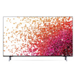 """LG 55NANO753PA, 55"""" 4K IPS HDR Smart Nano Cell TV, 3840x2160, 200Hz, DVB-T2/C/S2, Active HDR ,HDR 10 PRO, webOS Smart TV, ThinQ AI, WiFi, Clear Voice, Bluetooth, Miracast / AirPlay, Two Pole"""