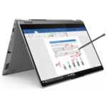 """Lenovo ThinkBook 14s Yoga Intel Core i5-1135G7 (2.4MHz up to 4.2GHz, 8MB), 16GB (8GB+8GB) DDR4 3200MHz, 512GB SSD, 14"""" FHD (1920x1080) IPS Glossy, Touch, Intel Iris Xe Graphics, WLAN, BT,"""