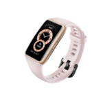 """Huawei Band 6, Pink, 1.47"""" AMOLED color screen, 6-axis IMU sensor, battery 180 mAh, Water resistance 5ATM, BT"""