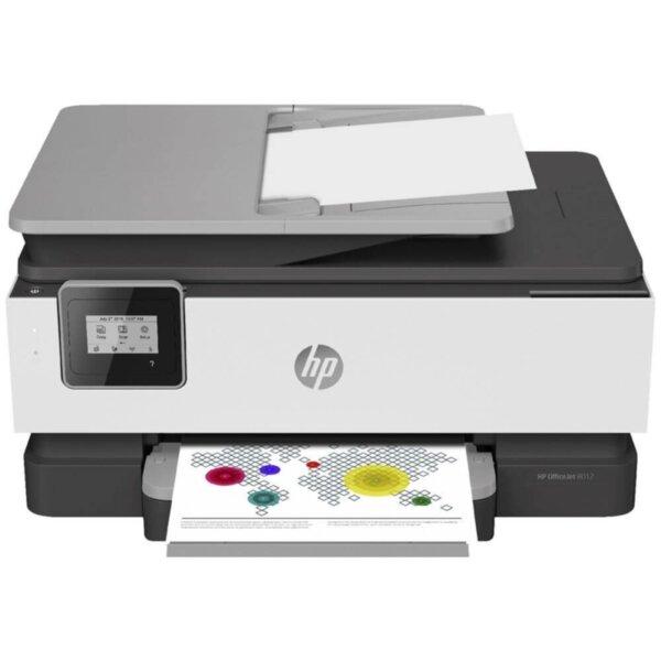 Мастилоструйно многофункционално устройство HP OfficeJet 8012e AiO (228F8B)