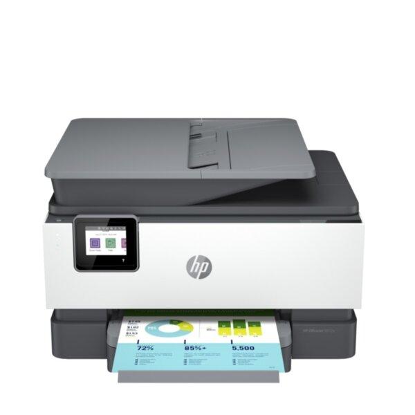 Мастилоструйно многофункционално устройство HP OfficeJet Pro 9012e AiO (22A55B)