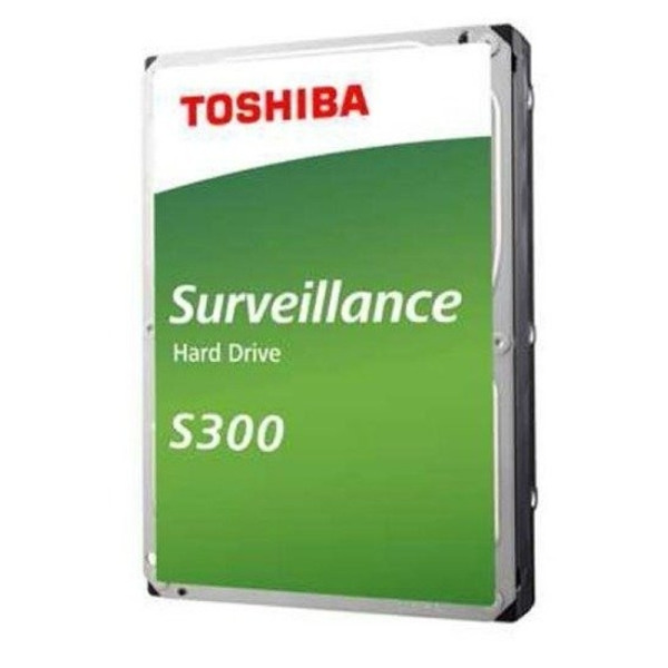 Toshiba S300 Surveillance Hard Drive 2TB 5400 rpm 128MB