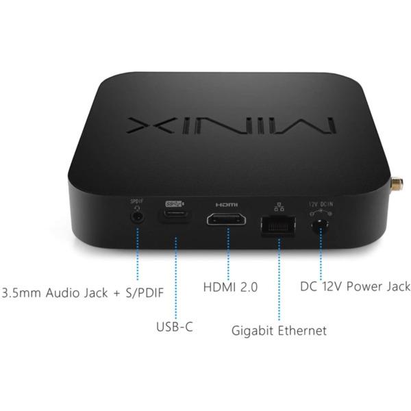 MiniX NEO X39 [4GB/32GB]