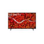 "LG 55UP80003LA, 55"" 4K IPS UltraHD TV 3840 x 2160, DVB-T2/C/S2, webOS Smart TV, ThinQ AI, Quad Core Processor 4K, WiFi 802.11ac, HDR10 PRO 4K/2K, AI Sound, Voice Controll, Miracast / AirPlay"