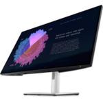 """Dell U2722DE, 27"""" IPS Anti-Glare, UltraSharp InfinityEdge, 5ms, 1000:1, 350 cd/m2, QHD 2560x1440, 100% sRGB, 95% DCI-P3, HDMI, DisplayPort, USB-C Hub, USB 3.2 Hub, RJ45 Port, ComfortView"""
