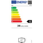 "AOC Q32V4, 31.5"" IPS WLED, 2560x1440@75Hz, 4ms GTG, 250cd/m2, 1000:1, 20M:1 DCR, Adaptive Sync, FlickerFree, Low Blue Light, 2Wx2, Tilt, HDMI, DP"