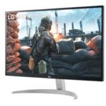 "LG 27UP600-W, 27"" UHD 4K IPS AG, DCI-P3 95%, Cinema Screen, 5ms, 1200:1, Mega DFC, 400 cd/m2, 3840x2160, AMD FreeSync, HDR 10, VESA DisplayHDR 400, HDMI, DisplayPort, FreeSync, Headphone out,"