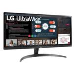 "LG 29WP500-B, 29"" UltraWide AG, IPS Panel, 21:9, 5ms, CR 1000:1, 250 cd/m2, 21:9, 2560x1080, HDR 10, sRGB 99% , sRGB 90% (CIE1931), Radeon FreeSync, Reader Mode, 75Hz, HDMI, Tilt, Headphone"