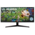 "LG 29WP60G-B, 29"" UltraWide Full HD, IPS Panel, 1ms MBR, 1000:1, 250 cd/m?, 21:9, 2560 x 1080, HDR 10, sRGB 99%, FreeSync, Reader Mode, 75Hz, USB Type-C, HDMI, DP, Tilt, Headphone Out, Black"