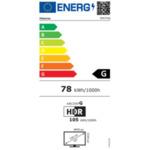 """Hisense 50"""" 50A7GQ, 4K Ultra HD 3840x2160, DLED, FALD,  HDR 10+, HLG, Dolby Vision, Dolby Atmos, Smart TV, WiFi 5GHz, WiFi Direct, BT, Anyview Cast,  3xHDMI, 2xUSB, LAN, CI+, DVB-T2/C/S2,"""
