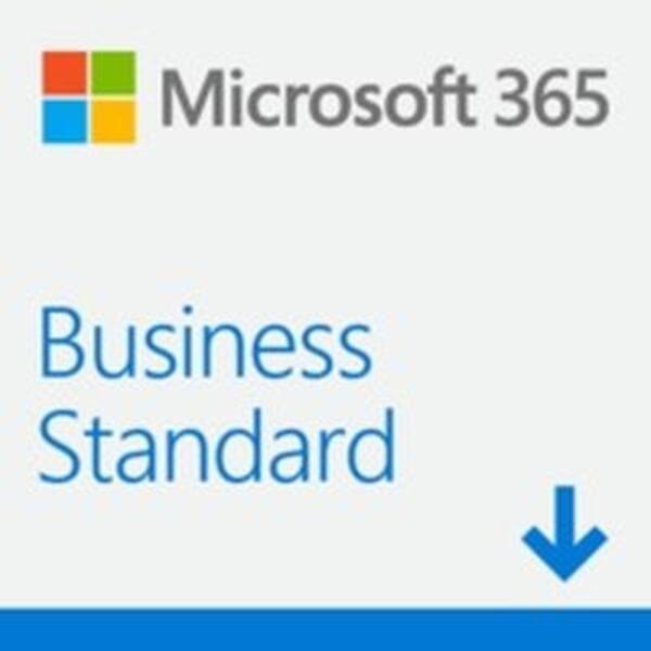 Microsoft 365 Bus Std Retail All Lng EuroZone SubPKL 1YR Onln DwnLd NR