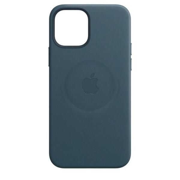 Калъф Apple iPhone 12 mini Leather Case with MagSafe (MHK83ZM/A)