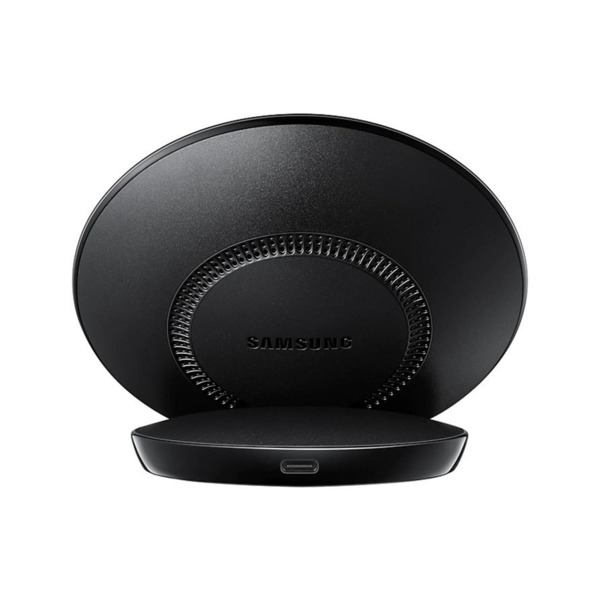 Samsung Wireless Charger Stand, Fast Charge, USB-C, Black