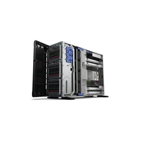 HPE ML350 G10, Xeon 4208, 16GB, E208i-a, 4LFF, 500W