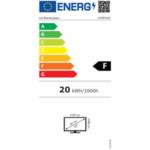 "LG 24MP400-B, 23,8"""" IPS, 5ms (GtG at Faster), 75z, 1000:1,  Dynamic Action Sync, 250 cd/m2, Full HD 1920x1080, AMD FreeSync, Eye-care, Reader Mode, D-Sub, HDMI, Tilt, Black"
